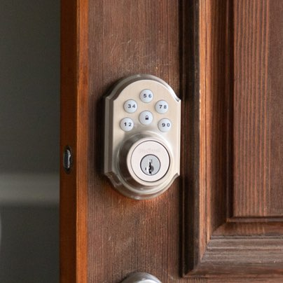 Charleston security smartlock